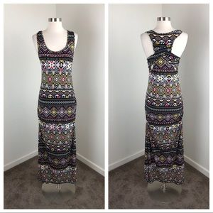 Made for Me to Look Amazing tribal maxi dress